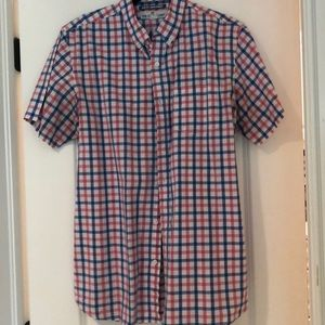 Old Navy Slim Fit Classic Button Down Short Sleeve